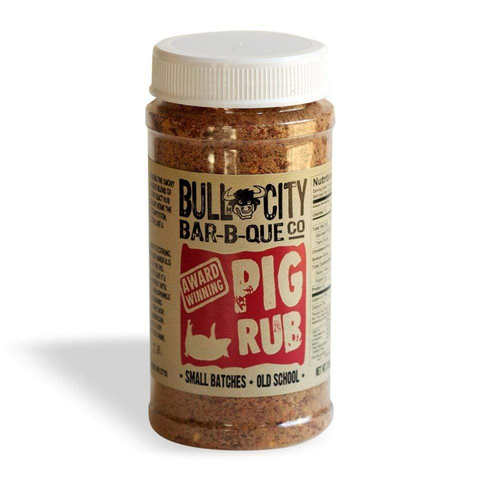 Bull City Bar-B-Que Bull City Bar-B-Que Co. Pig Rub
