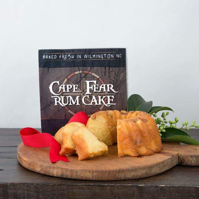 Cape Fear Cape Fear Golden Rum Cake 16 oz