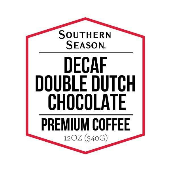 Southern Season Decaf Double Dutch Chocolate Coffee