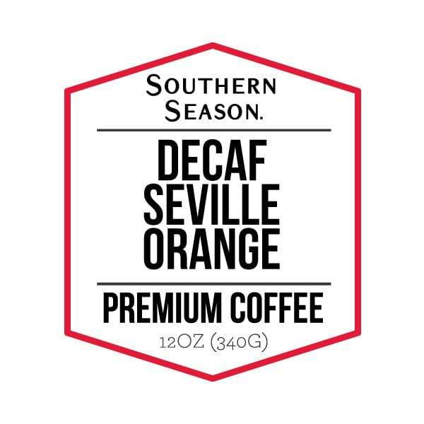 Southern Season Decaf Seville Orange Coffee