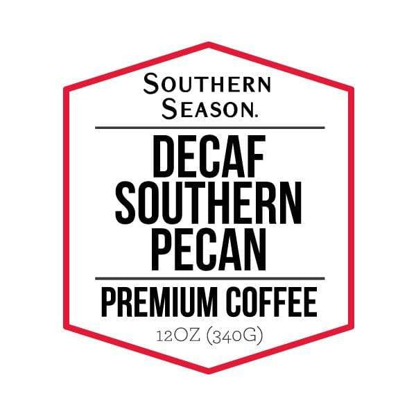 Southern Season Decaf Southern Pecan Coffee