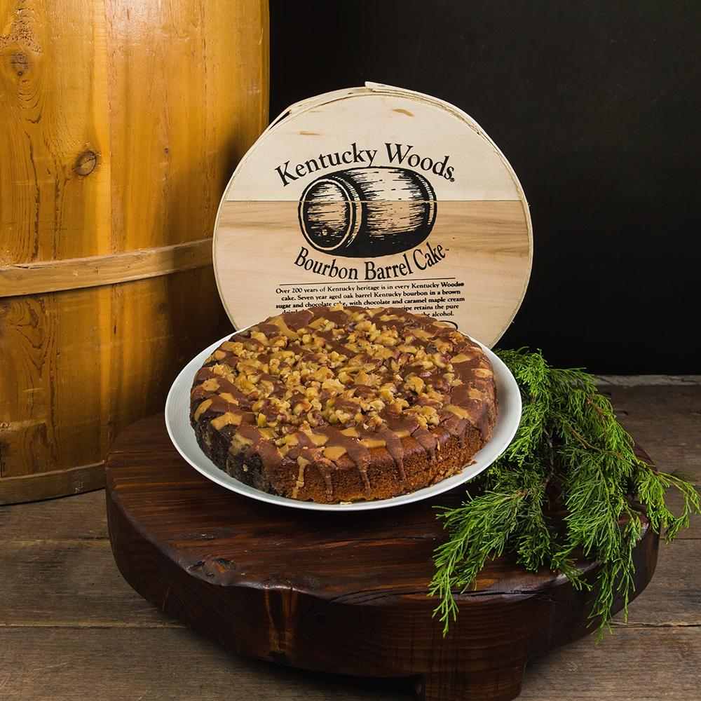 Kentucky Bourbon Barrel Cake Kentucky Bourbon Barrel Cake