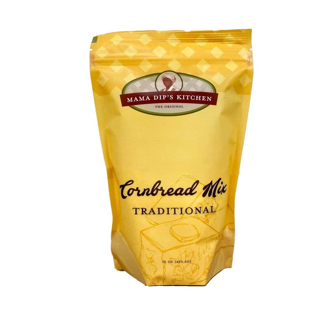 Mama Dip's Mama Dip's Traditional Cornbread Mix 16 oz