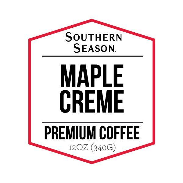 Southern Season Maple Creme Coffee