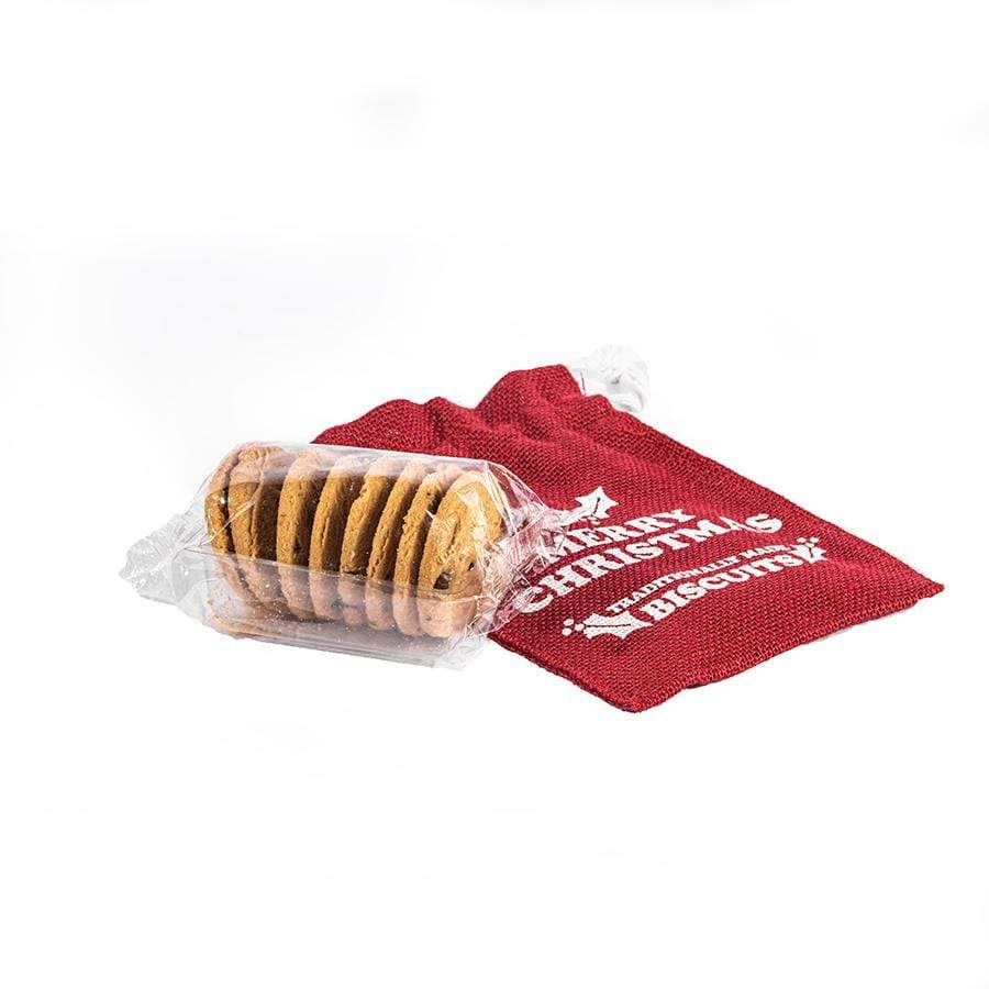 Farmhouse Biscuits Merry Christmas Cookies in a Bag