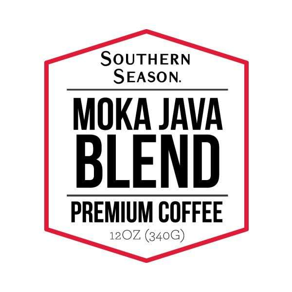 Southern Season Moka Java Coffee 1lb