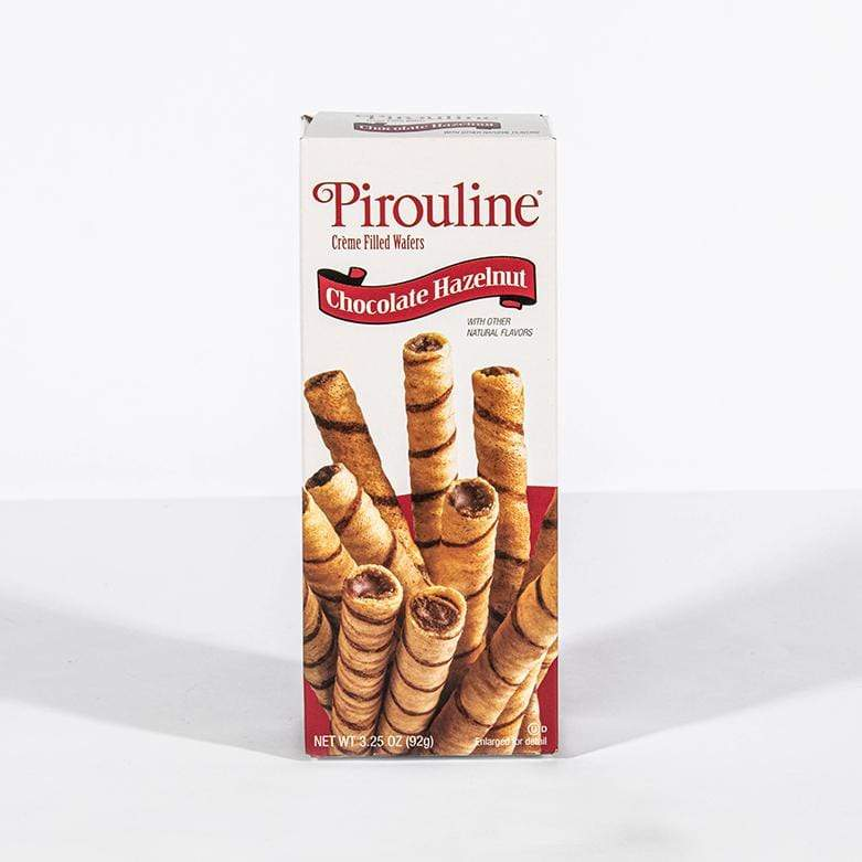 Pirouline Pirouline Chocolate Hazelnut Artisan Rolled Wafers 3.25 oz