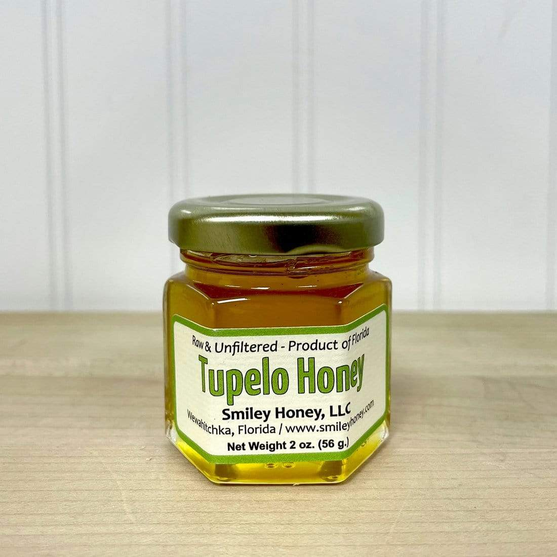 Smiley Honey Smiley Honey Tupelo Honey 2 oz Jar