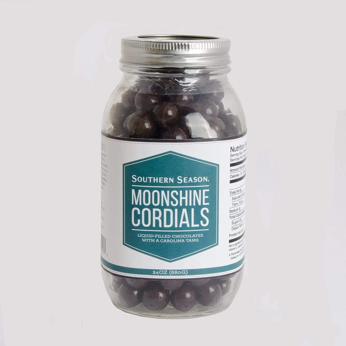Southern Season Southern Season Moonshine Chocolate Cordials 24 oz Jar