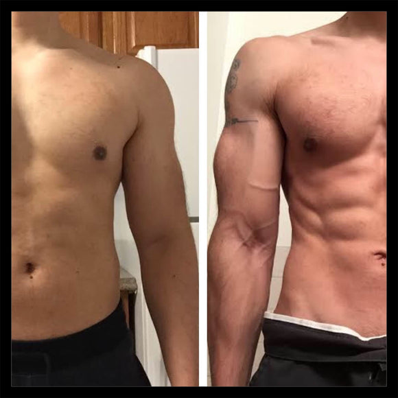 16 Week Macros & Training Program - ChelseaLifts ‌• RTB