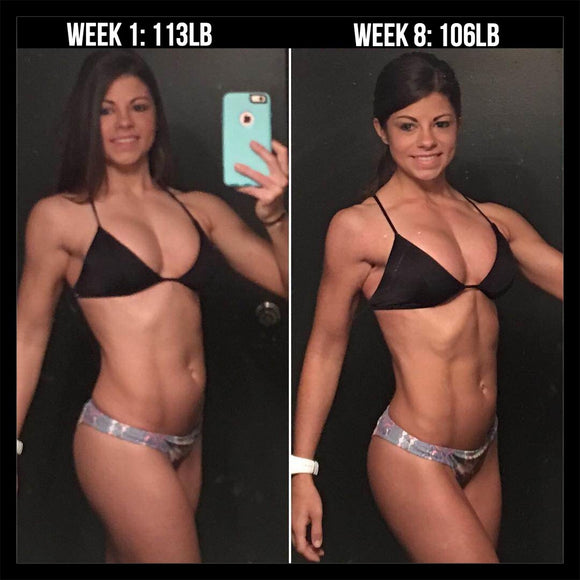 8 Week Macros & Training Program - ChelseaLifts ‌• RTB