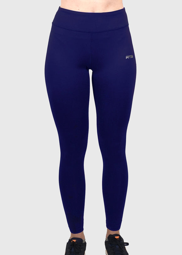Navy Essentials Leggings