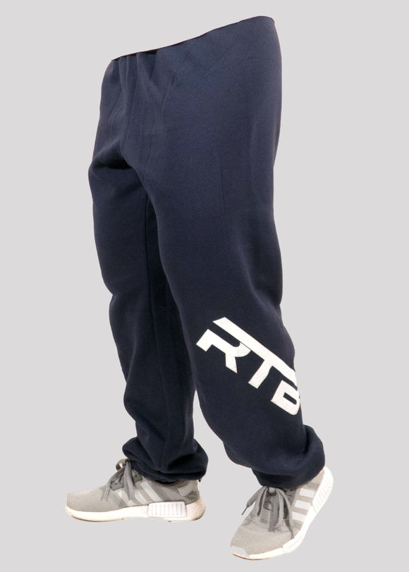 Navy Lounge Sweats (Unisex)