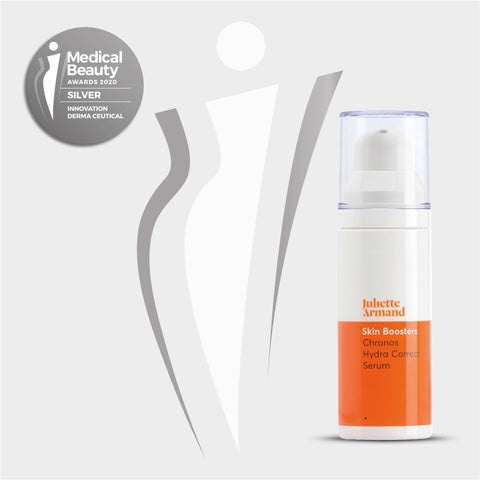 "CHRONOS Hydra Correct Serum ""Medical Beauty Award 2020"" Innovation Derma Ceutical - Juliette Armand - Shop"