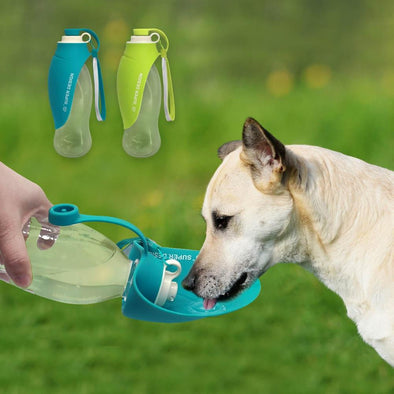 petsupersupply Portable Pet Water Bottle pet love dog cat supplies fast delivery