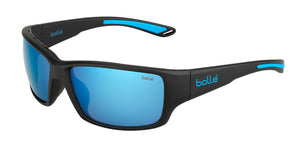 Bolle Kayman 12368<span>- Matte Black Blue Polarized GB10 OLEO AF</span>