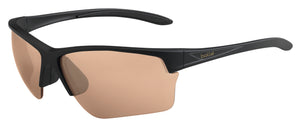 Bolle Flash 12462<span>- Matte Black with Phantom Brown Lens Lens</span>