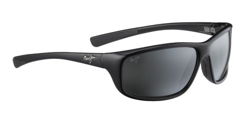 Maui Jim Spartan Reef 278 Sunglasses<span>- Gloss Black with Polarized Neutral Grey Lens</span>