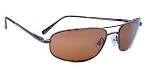 Serengeti Velocity Sunglasses <span>-Titanium with Polarized Drivers Mineral Glass</span>