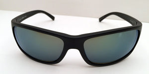 Serengeti Bormio 8165 <span>- Satin Black, Polar PhD 555nm Blue Photochromic Lenses</span>
