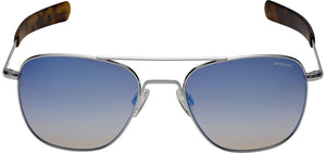 Randolph Aviator Progressive Prescription Sunglasses<span> -Northern Lights (Gradient w/FL Mirror)</span>