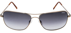 Randolph Aviator Single Vision Gradient Prescription Sunglasses<span> -Coastal Grey & Cape Sand</span>