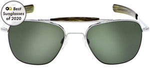 Randolph Aviator II Single Vision Prescription Sunglasses