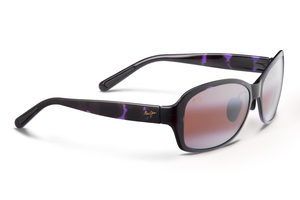 Maui Jim Koki Beach 433 Sunglasses<span>- Purple Tortoise with Maui Rose Lens</span>