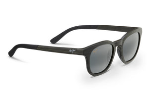 Maui Jim Koko Head 737 Sunglasses<span>- Matte Aquamarine Wood Grain and Polarized Neutral Grey Lens</span>