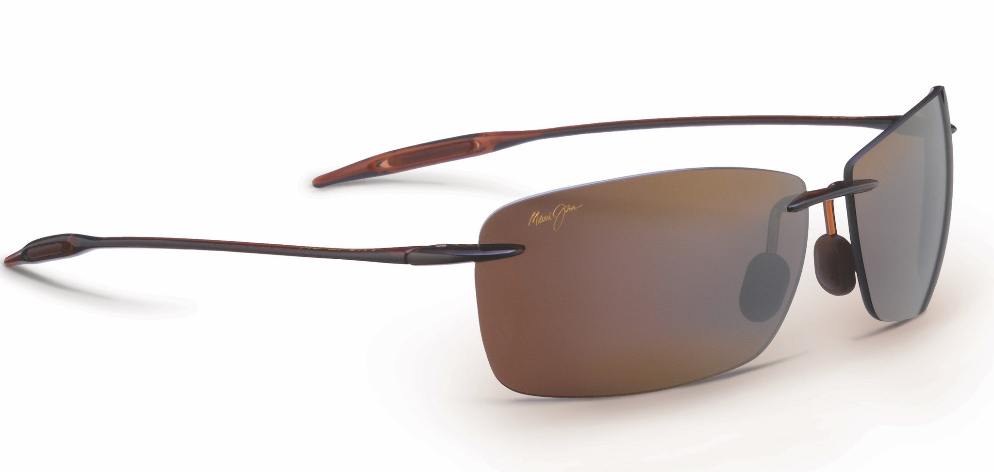 f1c795aa0d49 Maui Jim Lighthouse H423-26 Rooter with Polarized HCL Bronze Lenses -  Flight Sunglasses