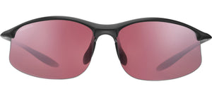Serengeti Maestrale 8449 <span>- Satin Black, Polarized Sedona, Photochromic Lenses</span>