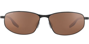 Serengeti Matera 8727<span> -Brushed Dark Gunmetal, Mineral Polarized Drivers Lenses</span>