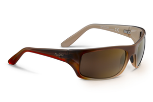 Maui Jim Peahi 202 Sunglasses<span>- Redfish with Polarized HCL Bronze Lens</span>