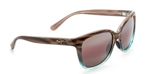 Maui Jim Starfish 744 Sunglasses<span>- Sandstone with Blue with Polarized Maui Rose Lens</span>