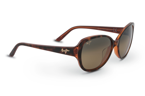 Maui Jim Swept Away Sunglasses<span>- Tortoise with Caramel Interior and HCL Bronze Polarized Lens</span>