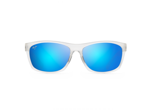 Maui Jim Tumbleland 770 Sunglasses<span>- Matte Crystal with Polarized Blue Hawaii Lens</span>