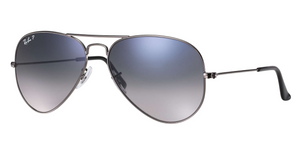 Ray-Ban Aviator Gradient Sunglasses