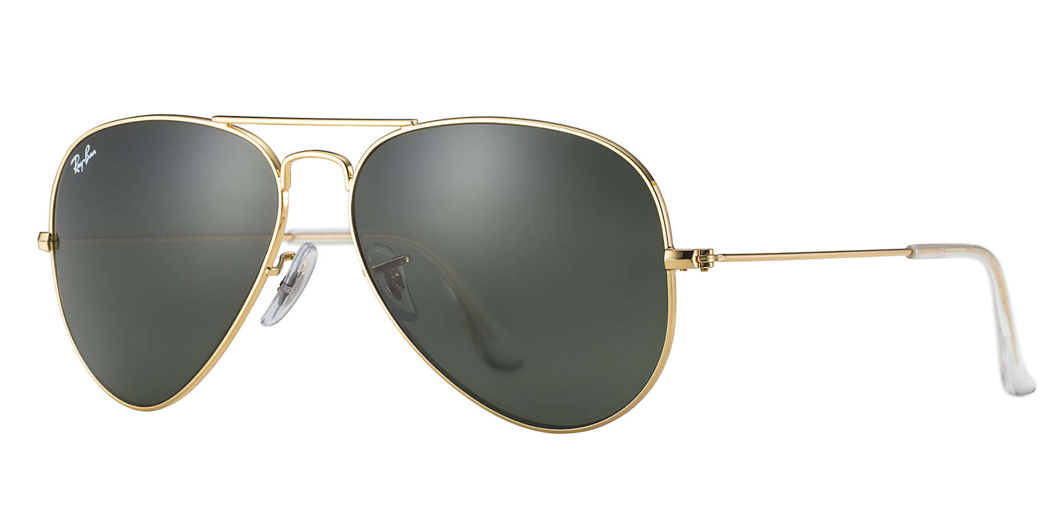 d17fc5a9ca Ray-Ban Aviator Classic G-15 Sunglasses ORB 3025 - Flight Sunglasses