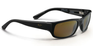 Maui Jim Stingray 103 Sunglasses<span>- Gloss Black with Polarized HCL® Bronze Lens</span>