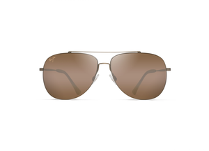 Maui Jim Cinder Cone 789 Sunglasses<span>- Matte Gold with Polarized HCL Bronze Lens</span>