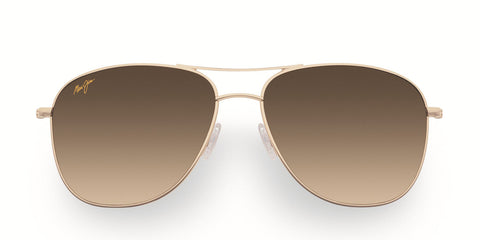Maui Jim CLIFF HOUSE 247 Sunglasses<span>- Gold with Polarized HCL Bronze Lens</span>