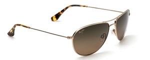 Maui Jim Sea House 772 Sunglasses<span>- Gold with Polarized HCL Bronze Lens</span>