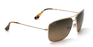 Maui Jim Cook Pines 774 Sunglasses<span>- Gold with Polarized HCL Bronze Lens</span>