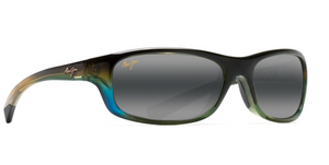 Maui Jim Kipahulu 279 Sunglasses<span>- Mahi Mahi with Polarized Neutral Grey Lens</span>