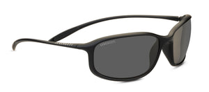 Serengeti Sestriere 8698 <span>-Satin Black, Polar PhD CPG (grey) Photochromic Lenses</span>