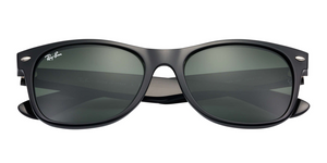 Ray-Ban New Wayfarer Black Classic Sunglasses RB2132