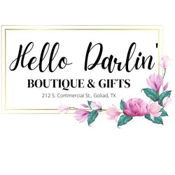 Hello Darlin' Boutique & Gifts