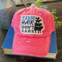 """Farm Hair, Don't Care"""