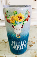 Hello Darlin 20oz Tumbler