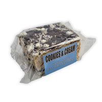 Jumbo 6 oz Cookies and Cream Rice Krispie Treats